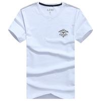 2014 summer short-sleeved T-shirt lapel Women Men casual cotton T-shirt free shipping large size