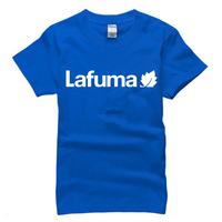 2015 summer famous new brand lafuma T Shirt cotton outdoor sport t-shirt man top tee casual man short sleeve plus size