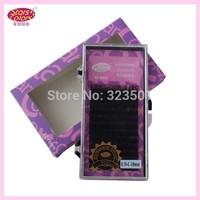 C curl Silk  Eyelashes Extension Nature false Individual eyelash Soft Eye Lash Korean Eyelashes beauty tool Free shipping