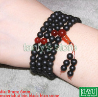 Wholesale and Retail Traditional Bian Stone Bracelet /Natural Bian-stone needle therapy