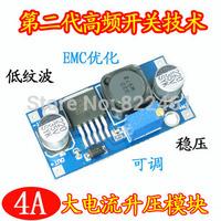 Free shippingAdjustable Boost DC-DC Boost module module power module XL6009 super LM2577 (C5B2)
