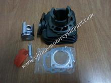 Standard 39mm Cylinder set / kit / Top End Kit for Honda DIO 50 AF17 AF18 AF27 AF28(China (Mainland))