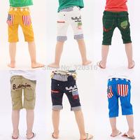 summer explosion models new models wholesale trade , boys and girls shorts shorts  Korean version TZ28A03
