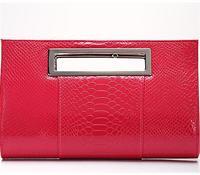 popular design candy color patent leather women handbag finalize the design female tote women shoulder bag women messenger bag
