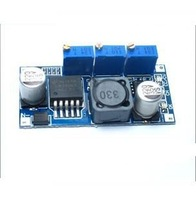 Free shippingConstant current LED driver module lithium-ion battery Input 7-35V output 1.3-30V (D4A2