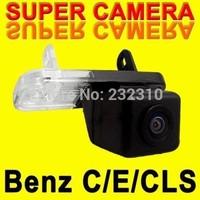 Mercedes Benz C Class W203 E Class W211 CLS Class W219 300 car Reverse Camera rear view night version kamera backup GPSCMOS