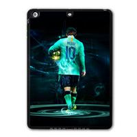 Football Sport European Golden Boot Messi Protective Black TPU Cover Case For iPad 5 Air/iPad Mini/iPad 2 3 4 P05