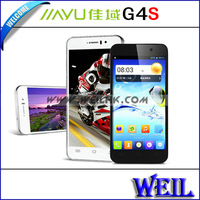 "JIAYU G4S+ Cell Phone MTK6592 Cortex A7 octa core1.7GHz 4.7"" HD IPS Capacitive screen 3.0MP+13.0MP 2GB+16GB 3G WiFi OTG"