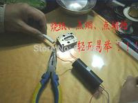 Free shippingLow -liter high-pressure high-voltage module inverter transformer 100 000 volt quick cigarette lighter E2A1 plasma
