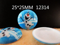 50Y12314 Free Shipping cartoon cabochons resin diy holiday decoration craft scrapbooking 50pcs/lot