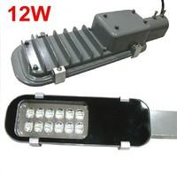 Hight Brightness LED led street light 12W Outdoor Waterproof IP65 Street Lights AC85-265V Free Shipping