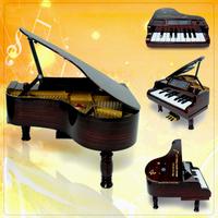 FREE shipping 11 keys high- Simulation Piano Learning Machine Toys portfolio folded  Baby Kid piano musical  Toys
