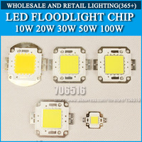 LED Floodlight Chip High Power LED Chip Bulb IC SMD 100W 50W 30W 20W 10W Cold white/warm white Free shipping