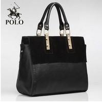 2014 Fashion HOT SALE high quality WEIDIPOLO brand handbag women's Genuine cow Matte leather shoulder bag