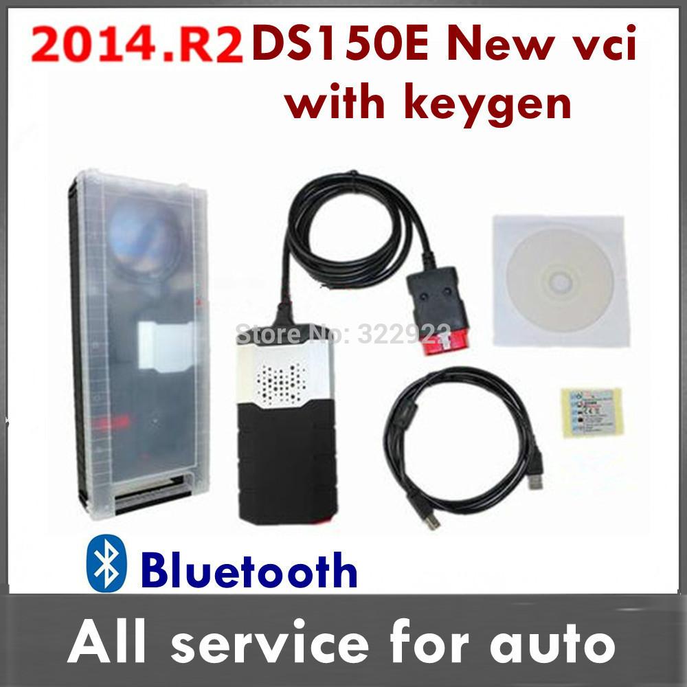 2013.3 with keygen New design DS150E Delphi New CDP PRO CAR+ TRUCK TCS