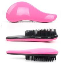 Magic Detangling Handle Tangle Shower Hair Brush Comb Salon Styling Tamer Tool-PY(China (Mainland))