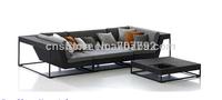 2014 Hot Sale New Design Rattan Patio Furniture Sofa Set