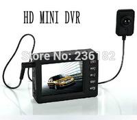 "2014 Free shipping 2.5"" Angel Eye Mini Video Recording System Spy Button DVR Video Recorder"