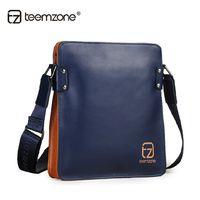 Men genuine leather messenger bag fashion male shoulder bag satchel cross body shoulder bag