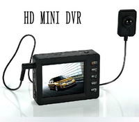 Free shipping 2CH M-JPEGCCTV Receivers Transmitters with Portable Concealed DVR