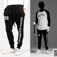 Free shipping!New summer men's fashion sports pants, male casual pants Cropped style