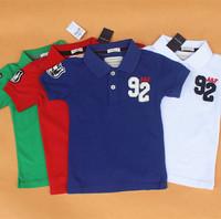 4 Color US Design children unisex Clothes t shirt boy girls blouse children t shirts boys t shirt girl t shirt kid t-shirt