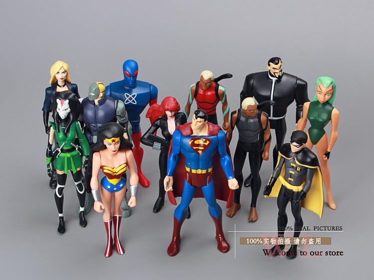 FIGURA DE PLOMO DC SUPER HERO COLLECTION 10 RAS AL GHUL + REVISTA
