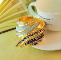1pcs Angel wings imitation diamond bracelet A2027