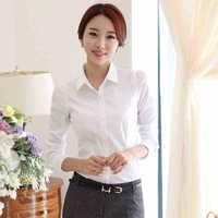 Thin White Blouses Office Work Wear Women Collar Shirt Summer Blouses Women Clothes 2014 Summer Transparent Top