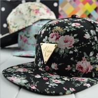 wholesale Triangle mark snapbacks caps hip hop baseball cap snapback hats for women men 2014 new M43