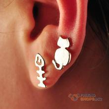 cat earrings silver reviews