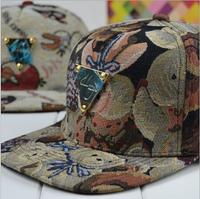 wholesale Metal Triangle mark snapbacks caps hip hop baseball cap snapback hats for women men 2014 new M49