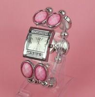 Hot sales 2014 LC Fashion Casual woman dress watches Luxury rhinestone watches  Girl Bracelet watch quartz items Relogio