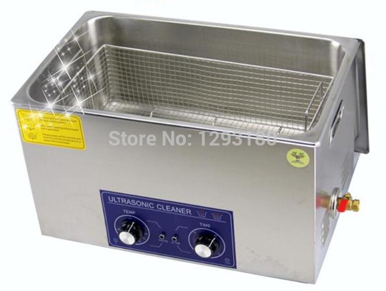 30L 600W Mechanical ultrasonic cleaner PS-100(China (Mainland))