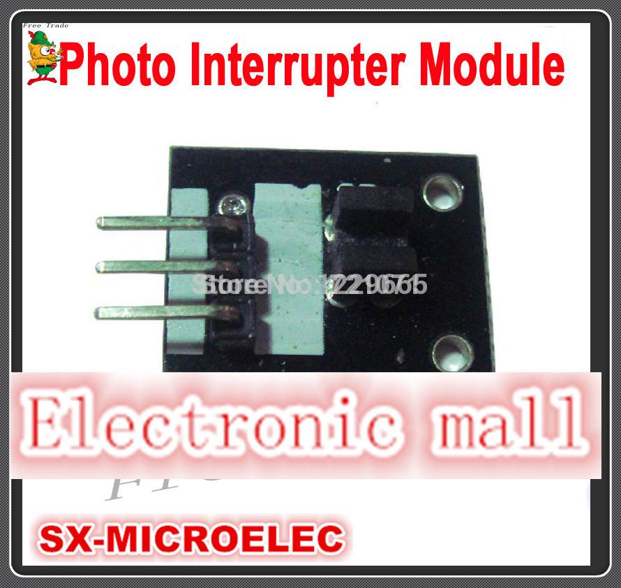 5pcs/lot Photo Interrupter Module for Arduino FZ0540 Free Shipping Dropshipping(China (Mainland))