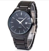 CURREN 8106 Men military watches Fashion Men Quartz Adjustable men sports watches Full Steel Men Watch Casual Reloj Free Shiping