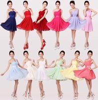 New 2014 Fashion bridesmaid dresses party dress bride banquet wedding dress formal dress X166
