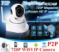 New arrive 1.0 Megapixel Wireless IP Camera Wifi 720P Pan/Tilt 32GB Micro SD Card Slot and IR Cut 720P Mini P2P IP Camera Wifi