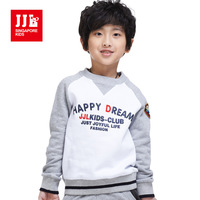 Boys Sweatshirt Kids Fall Clothes Junior Sweatshirts Vintage British Style 3-16Y