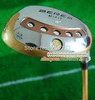 Free shipping golf clubs New Honma Beres U-813 Golf Hybrids Woods U19 U22 U25 3pc/Lot Regular/shaft Plus Golf club Head cover