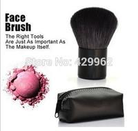 2014 brand Professional Makeup Natural MC Soft Hair Makeup Tool Brush with bag  182# makeup set