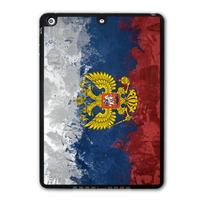 Vintage Retro Russia Flag Protective Black Hard Shell Cover Case For iPad 5 Air/iPad Mini/iPad 2 3 4 P09