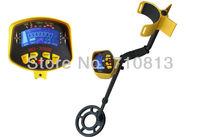 Free shipping Metal Detector MD3010II Underground Metal Detector Professional Treasure Hunter