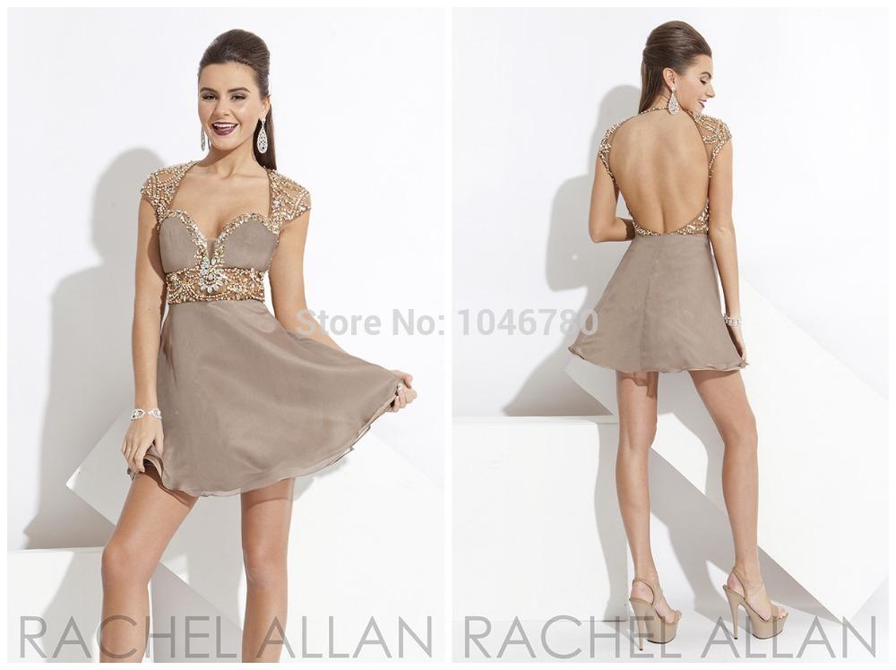 Платье для выпускниц SFANNI Homecoming