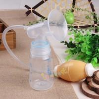 Manual breast pump breast pump milker milk sucroses big postpartum nursing supplies 00887