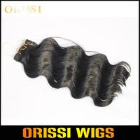 2014 Brazilian Virgin Hair Body Wave Human Hair Products Hair Extension