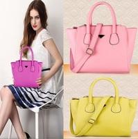2014 spring and summer fashion women's fashion genuine leather handbag cowhide one shoulder handbag cross-body women's handbag