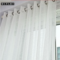 Quality fashion curtain shalian window screening piaochuang shalian finished product balcony