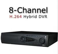8Ch  Hybrid Network DVR Support 8 SATA HDD