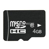 T flash card  memory 4gb